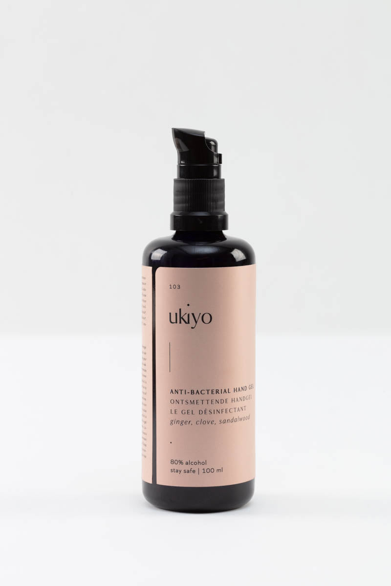 Ukiyo pump  80° alc. 100 ml