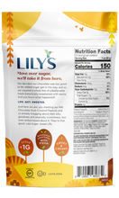 Load image into Gallery viewer, Lily's Stevia Sweetened 35% Cacao Milk Chocolate Style Covered Peanuts - 3.5 oz Bag - Sugar Free, Gluten Free, Low Carb, Keto Friendly