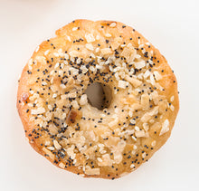 Load image into Gallery viewer, Keto Bagels - Poppy Seed Bagel - Gluten Free, Sugar Free, Low Carb, Keto & Diabetic Friendly