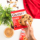 Load image into Gallery viewer, Quest Nutrition - Protein Cookie, Peanut Butter Chocolate Chip - Gluten Free, High Protein, Low Carb, Keto Friendly