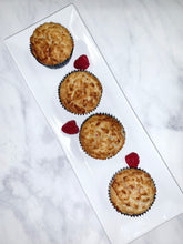 Load image into Gallery viewer, Keto Raspberry Lemon Muffins - Raspberry Lemonade Muffins, Gluten Free, Sugar Free, Low Carb, Keto & Diabetic Friendly