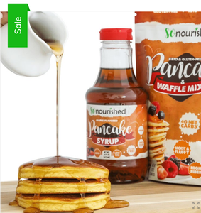 SoNourished - Keto Pancake Mix - Dry Pancake Mix