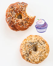 Load image into Gallery viewer, Keto Bagel - Plain Keto Bagels - Gluten Free, Sugar Free, Low Carb, Keto & Diabetic Friendly