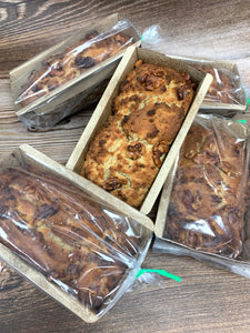 "Keto Banana Nut 7"" Loaf - Banana & Walnut Loaf - Gluten Free, Sugar Free, Low Carb, Keto & Diabetic Friendly"