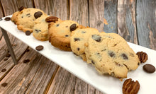 Load image into Gallery viewer, Keto Chocolate Chip Pecan Cookies  **LAST BATCH** - Gluten Free, Sugar Free, Low Carb, Keto & Diabetic Friendly