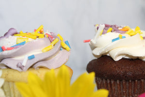 Keto Cupcakes - Chocolate Decorated Cupcake - IN STORE ONLY