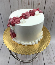 Load image into Gallery viewer, IN STORE ONLY - Keto Chocolate Cake, Decorated with Butter Cream Icing - Gluten Free, Sugar Free, Low Carb, Keto & Diabetic Friendly