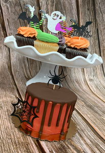 Keto Cupcakes - Decorated Seasonal Cupcakes with Buttercream Icing- IN STORE ONLY