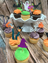 Load image into Gallery viewer, Keto Cupcakes - Decorated Seasonal Cupcakes with Buttercream Icing- IN STORE ONLY