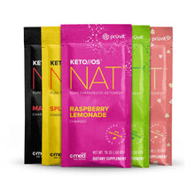 Load image into Gallery viewer, Pruvit KETO//NAT - 5 Day Experience - Drinkable Ketone 5 Day Sample Pack