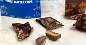 Choc Zero Milk Chocolate Peanut Butter Cups - Sugar Free, Gluten Free, Keto & Diabetic Friendly