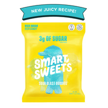 Load image into Gallery viewer, Smart Sweets - Sour Blast Buddies - Gluten Free, Plant Based, Sugar Free & Weight Watchers Friendly
