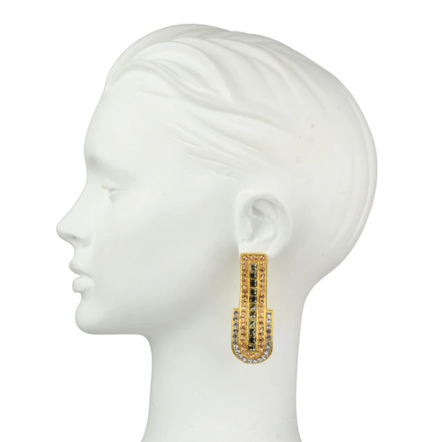 Wave Clip Earrings - Cult8