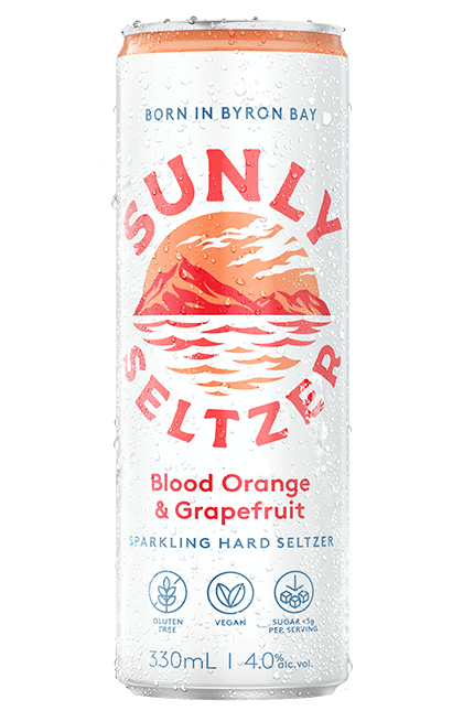 Blood Orange & Grapefruit