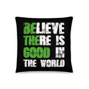 Believe Premium Pillow