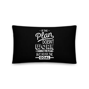Change the Plan Premium Pillow