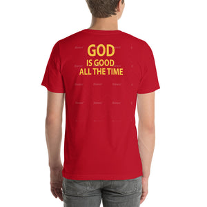 Everything Happens In God's Time T-shirt