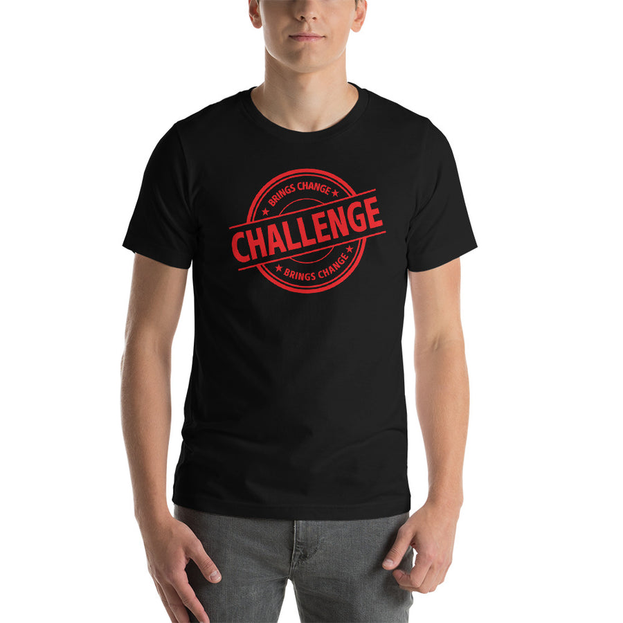 Challenge Brings Change v2 T-Shirt Men