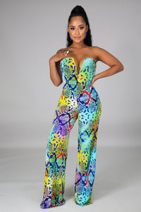 Snakecharmer Jumpsuit