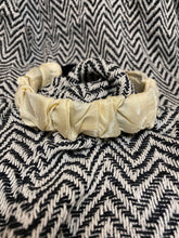 Load image into Gallery viewer, Satin Ruche Headband
