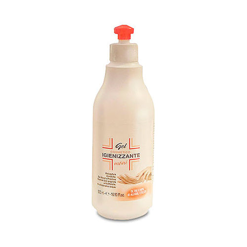 Gel igienizzante mani 500 ml con dispenser - ESTINSTORE
