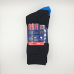AAA Premium Cotton Socks 3 Pair Pack