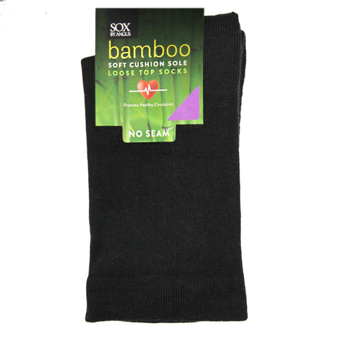 Bamboo Cushion Health Socks
