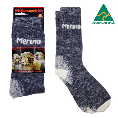 Merino Wool Rich Socks