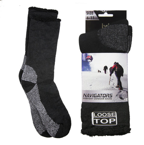 BD Navigator Loose Top Socks