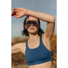 Load image into Gallery viewer, Crossback Sports Bra