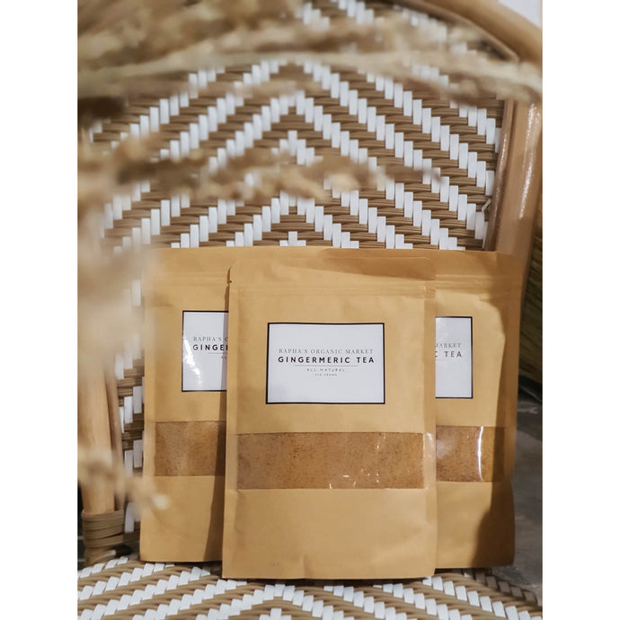 Gingermeric Tea