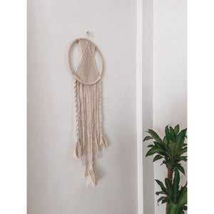 Large Macrame Dreamcatchers