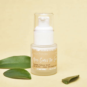 Here Comes the Sun Everyday Defense Serum