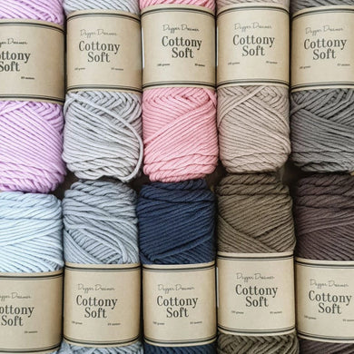 Cottony Soft Yarn