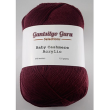 Load image into Gallery viewer, Baby Cashmere Acrylic Yarn