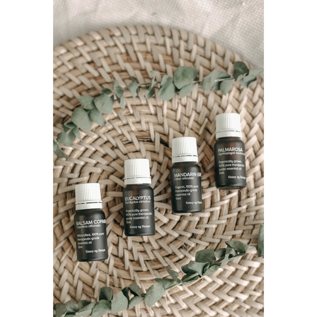 Travel Essential Oils