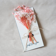 Load image into Gallery viewer, Dried Fleur Cards