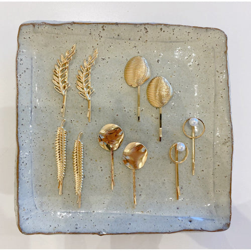 Aurum Hair Clips