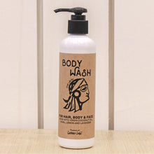 Load image into Gallery viewer, Natural Body Wash