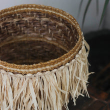 Load image into Gallery viewer, Abaca Handwoven Basket