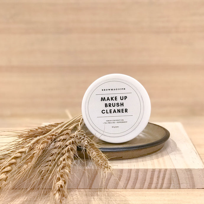 Cuticle Cream & Make Up Brush Cleaner