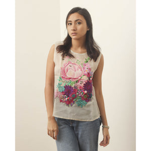 Sisa Sleeveless Top