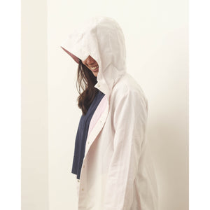 Hooded Cacha Jacket