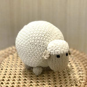 Round Sheep Plushie