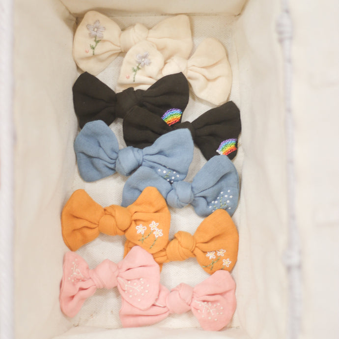 Baby Hairbow Pairs