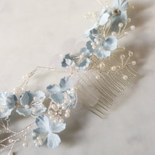Load image into Gallery viewer, Mariah Bridal Hair Accessory