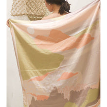 Load image into Gallery viewer, Small Town Folk Silk Scarves