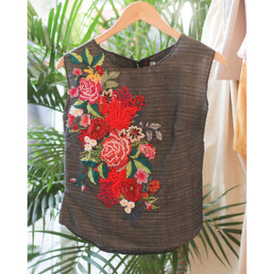 Ophelia Sleeveless Top