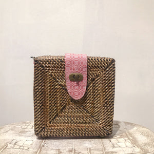 Nito Square Bag