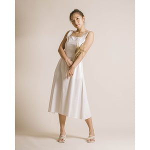 Julieta Linen Dress
